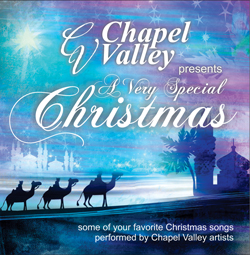 Chapel Valley Christmas Collection-CD