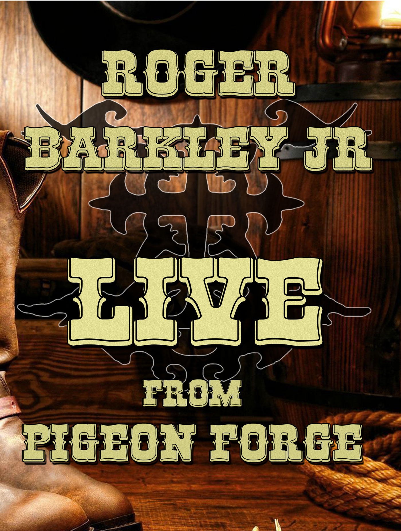 LIVE in Pigeon Forge - DVD