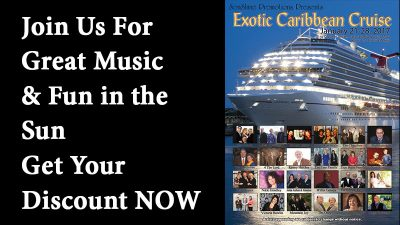 Join us in the Caribbean!!