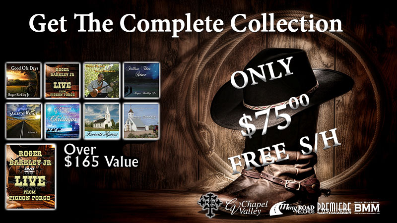Get The Complete Collection - ONLY $75 Free Shipping