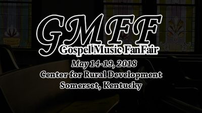 Make Plans Now!! May 14-19, 2018 at the Center for Rural Development in Somerset, KY.